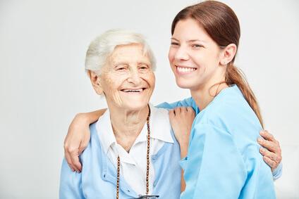 Altenheime und Pflegeheime