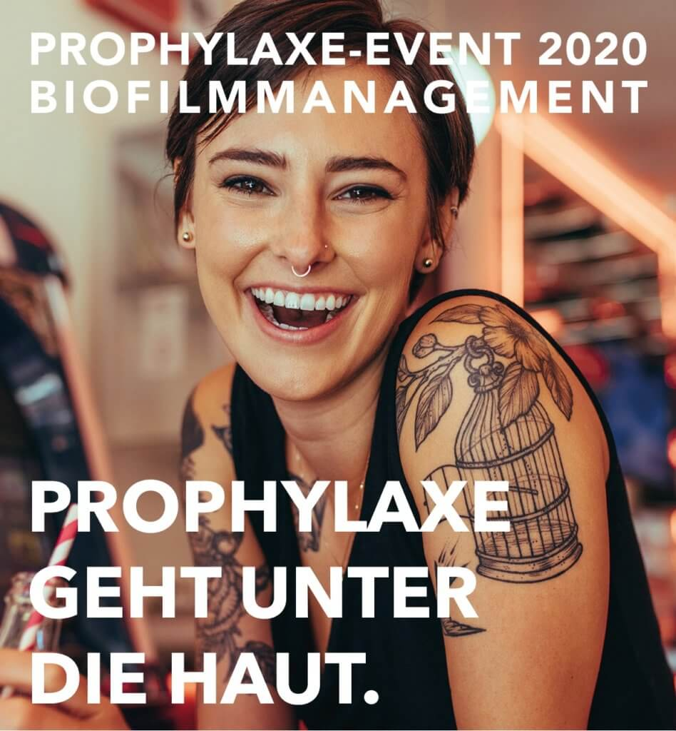 Prophylaxe Event 2020 Cover