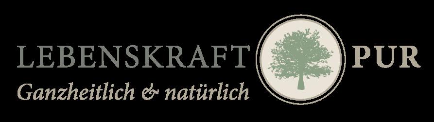 Logo Partnerfirma Lebenskraft Pur transparent