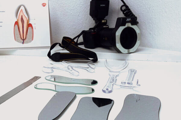 dentalfotografie set